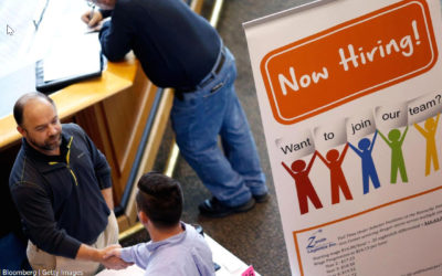 Top states to find a job in America in 2017